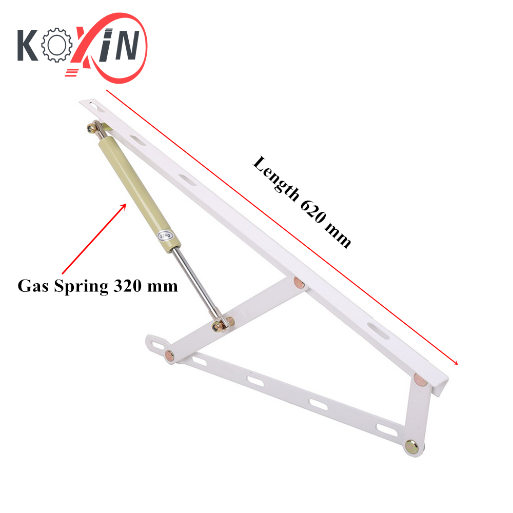 Gas Lift Part white
